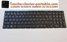 CLAVIER AZERTY Français HP 255 G5 - clavier noir