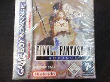 Final Fantasy IV advance para gameboy advance nuevo y precintado