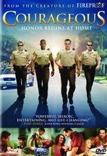 Courageous DVD, Very Good DVD, ,