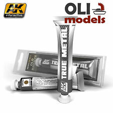 True Metal Wax Old Bronze 20ml Tube - AK Interactive 453