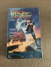 Back to the Future 1985 1986 Betamax(NOT-VHS) Sealed NIB