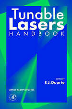 Tunable Lasers Handbook (Optics and Photonics)-ExLibrary