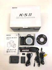 PENTAX K-5 II 16.3MP Digital SLR Camera Body only shipping from Japan