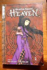 HEAVEN ABOVE HEAVEN 2, FLAME OF RECCA 1,REDRUM, 3 PAPERBACKS ENGLISH MANGA