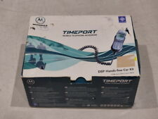 MOTOROLA TIMEPORT MOBILE TELEPHONE HANDS FREE CAR KIT HFK7200D