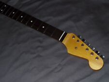 FAT thick Fender Lic allpart. rosewood Neck will fit stratocaster strat usa body