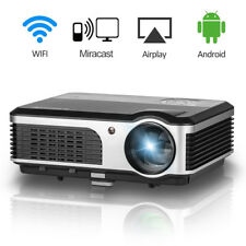 HD Home Theater Projector Multimedia Video Movie Backyard Night Party 1080p HDMI