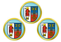 Krefeld (Allemagne) Marqueurs de Balles de Golf