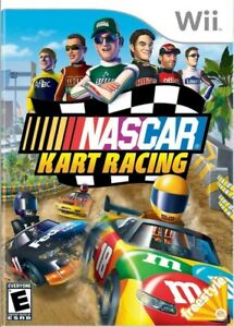 NASCAR Kart Racing - Nintendo  Wii Game