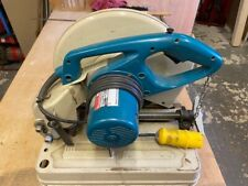 "Makita 2414B Metal Cut-Off Saw 110V Chop Cut off 355mm 14 "" Superb Condition"