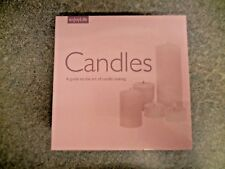 EnjoyLife Candles Learn The Art of Candle Making Starter Craft Kit ** UNUSED **