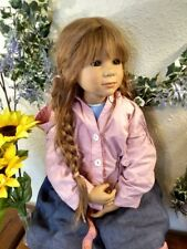 New listing Sina 347/713 Annette Himstedt Clubkinder 2004 Collection – with Box & Coa
