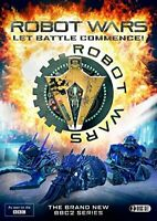 Robot Wars - The Brand New Series 2016 [DVD][Region 2]