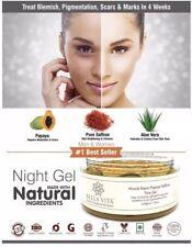 Bellavita Anti Blemish & Pigmentation Face Cream Gel With Papaya & Saffron-50g