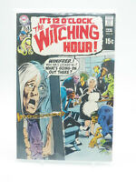 The Witching Hour #8 DC Comics Very Good Free Shipping