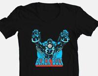 Lightning Bolt T-Shirt Men/'s//Women/'s Navy/&Grey OG Pocket T Eret Styled USA Tee