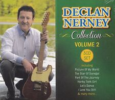 Declan Nerney - Collection [Volume 2] | NEW & SEALED 3XCD BOX SET