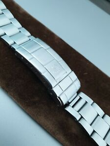 Vintage Rolex Oyster 20mm Bracelet 78360 with Folding Clasp 93150