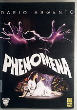 PHENOMENA - Argento DVD Connelly Nicolodi Pleasence OOP