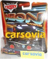Neon Racers - LEWIS HAMILTON British Racer Disney Pixar Cars 2 modellino vehicle