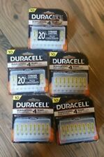 Duracell  Hearing Aid Batteries: Size 10 (80 Batteries) EXP: March 2019 & 2020