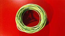 10 Meter H05V-K 1x0,5 Kabel gelb grün