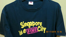 MEN's SINGAPORE Souvenir shirt