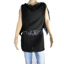 Regular Size Solid Polyester Blouson Dresses for Women
