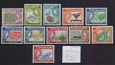 !  Pitcairn Islands 1957.    Stamp. YT#20/30 . €75.00 !