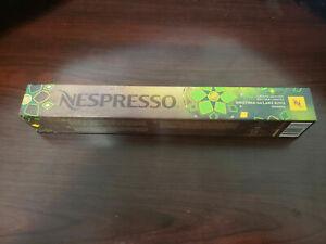 Nespresso Umutima wa Lake Kivu Rwanda 10 Capsules Original Line Limited Edition