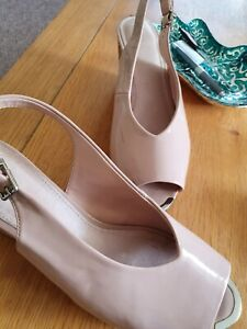 Pink Wedges From Next Size 7