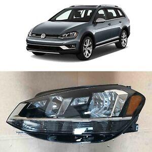 Headlight Assembly Left Driver 5GM-941-005-E for 2018 2019 2020 VW Golf GTI
