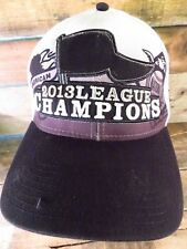 2013 League Champions WS Baseball MLB New Era Fitted One Size Adult Hat Cap