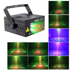 40 patterns DJ Laser Proiettore A Sfera RG LED Stage Effetti Luci Per Discoteca