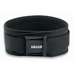 """Valeo 4"""" Competition Classic Weight Lifting Belt"""