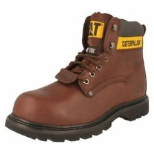 CAT Leather Work & Safety Boots for Men