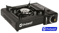 Outwell Appetizer Select - Lightweight Single Burner Butane Gas Camping Stove