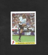 COPA AMERICA 1999 GABRIEL BATISTUTA card #133 Argentina team