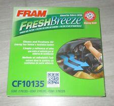 FRAM Fresh Breeze Cabin Air Filter CF10135 *BRAND NEW* For Acura RSX/Honda Civic