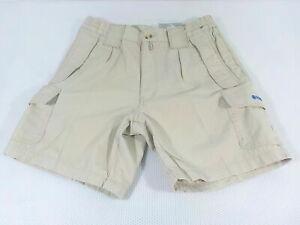 Yamaha Bermuda 48 Gr. M kurze Hose Shorts beige H07-1A100-M0-0A