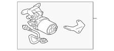 Genuine Mitsubishi Pump MR977462
