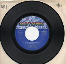 WILLIE HUTCH disco 45 g. MADE in USA What you gonna do after the party 1977