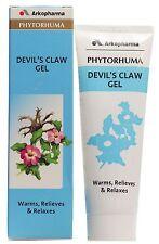 Arkopharma Phytorhuma Devil Claw Gel Anti Inflammatory Pain Relief Arthritis Rub