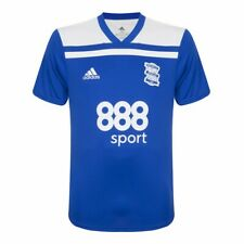 XXL BIRMINGHAM CITY OFFICIAL ADIDAS CLIMALITE 2018 - 2019 HOME SHIRT *BNWOT 2nd*