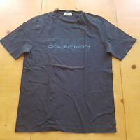 Versace Collection Men's Navy T-Shirt Size Large
