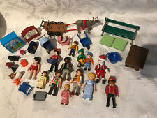 PLAYMOBIL BUNDLE /  JOB LOT FIGURES / ACCESSORIES