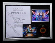 EMPIRE OF THE SUN People TOP QUALITY MUSIC CD FRAMED DISPLAY+EXPRESS GLOBAL SHIP