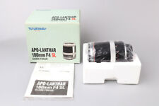 Voigtlander Macro Apo-Lanthar 180mm F/4 SL Lens, MD Mount Adaptable to Sony E FE