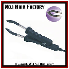 New Hair Extensions Fusion Remy Gun Heat Wand Connector Iron Pre-Bonded