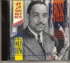 (BL944) Benny Carter, These Foolish Things - CD
